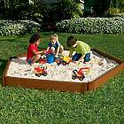 Hexagon Sandbox Kit