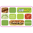Subway $15 Gift Card