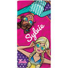 Barbie Sunshine Fun Beach Towel