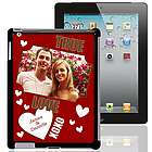 Couple's True Love Photo iPad Case