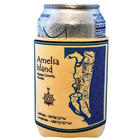 4 Personalized Lake Can Koozies