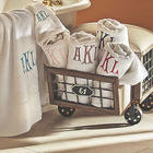 Monogrammed Cotton Towel