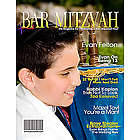 Bar Mitzvah Personalized Magazine Cover