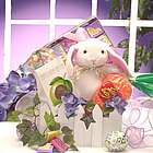 Peter Rabbits Easter Greetings Gift Basket