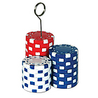 Poker Chips Photo Holder