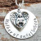Mother of Angel Babies Necklace