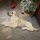Labrador Retriever Doggie Cut Out Rug
