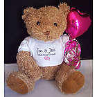 Valentines Forever Teddy Bear in Pink