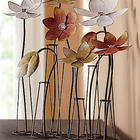 Metal Floral Arrangement