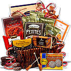 Sweets and Coffee Gourmet Gift Basket