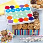 Mrs. Fields Birthday Cookies in Medium Tin