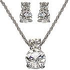 Swarovski Crystal Brilliance Jewelry Set