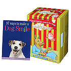 Make A Dog Smile Book and Woofy-Pop� Popcorn Gift Set