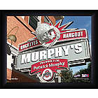 College Football Personalized Framed Pub Sign