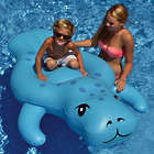 Oh the Huge Manatee Ride-On Pool Float