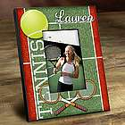Kid's Personalized Tennis Picture Frame