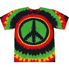 Peace Sign Rasta T-Shirt