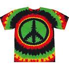 Peace Sign Rasta T-Shirt