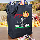 Dancin' Skeleton Trick or Treat Bag