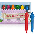 Fairy Tale Character Crayons
