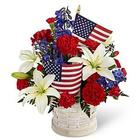 American Glory Floral Bouquet