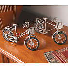Bicycle Model Figurines