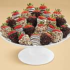 Two Dozen Gourmet Dipped Fancy Strawberries