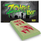 4 Chocolate Zombie Bars