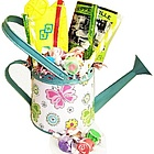 Watering Can Candy Assortment Gift Basket