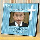 The Light of God Personalized First Communion Picture Frame