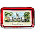 Boston College Painting Glass Paperweight