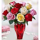Valentine's Day Waterford Sweet Memories Roses