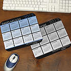 Personalized New Calendar Mouse Pad