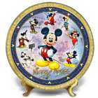 Mickey Mouse Masterpiece Collector's Plate