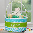 Easter Fun Embroidered Soft Basket