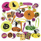 Halloween Assorted Party Favors