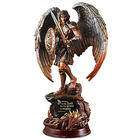 St. Michael Strength in the Lord Masterpiece Sculpture