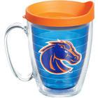 Boise State Broncos Horse Head 16-Ounce Tumbler Mug