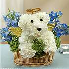 All Dogs Go to Heaven Funeral Flowers