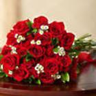 12 Premium Long-Stem Red Roses