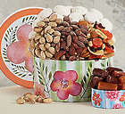 Mixed Nuts and Sweets Gift Tin