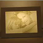 Personalized Photo Carved Lithophane
