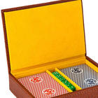 Lizard Leather Travel Game Set