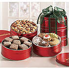 Trio of Treats Gift Tins