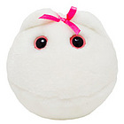 Egg Cell Plush Doll
