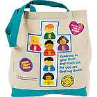 Personalized Sunday School Teacher Tote Bag
