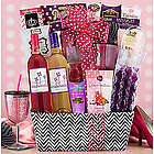 Deluxe Girls Night Out Gift Basket