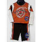 Harley Davidson Creeper and Pants for Newborn and Infant