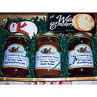No Sugar Added Jams & Jellies Goodness Gift Basket