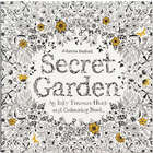 Inky Quest Secret Garden Coloring Book